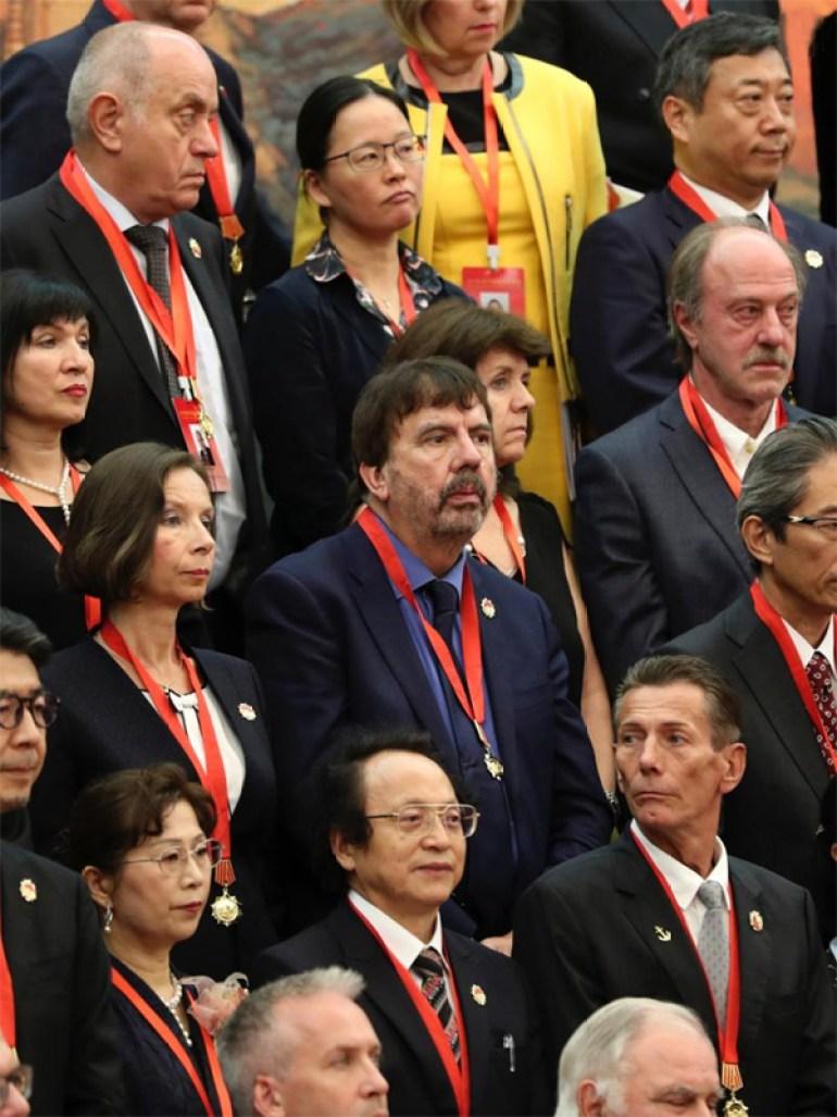 中国笔记:一位英国记者的未了情
