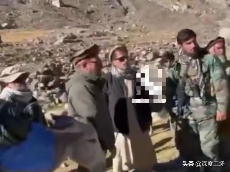 塔利班意外发现抵抗军藏身地!小马苏德抵抗军吃完饼干夜袭塔利班
