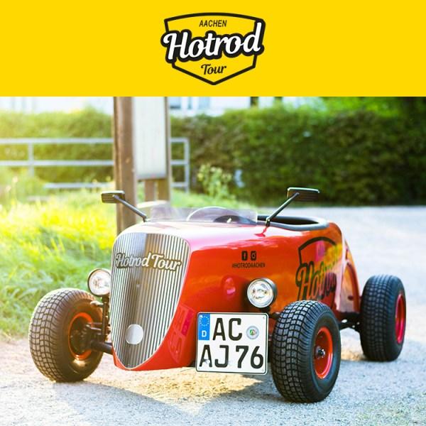 Hotrod Touren Aachen