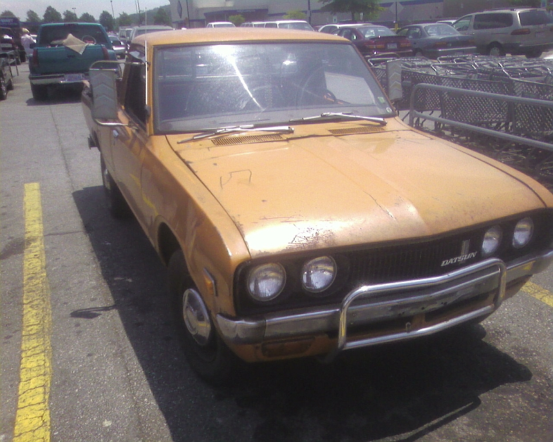 1970 Datsun Pickup Or Toyota