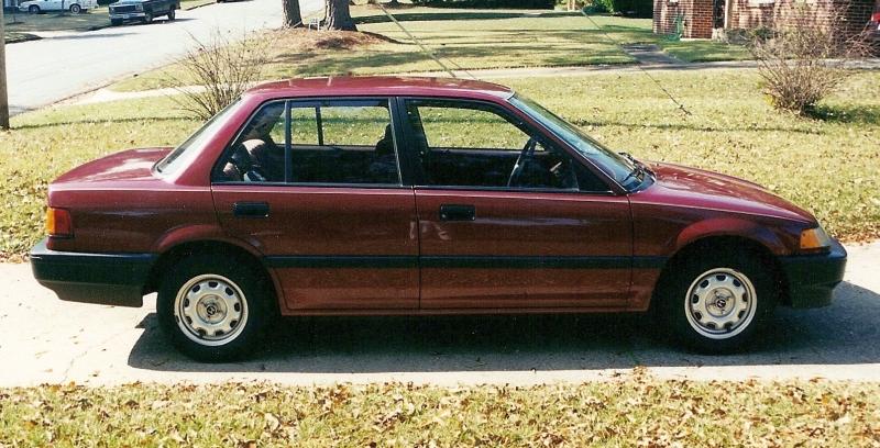Flashback Friday 15: 1988 Honda Civic DX - Seen on the Street…