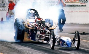 Craig Bourgeois' A/NS Dragster