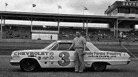 Junior Johnson 1963 Daytona 500