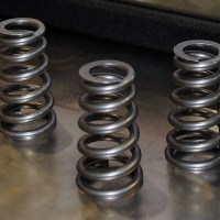 comp conical springs