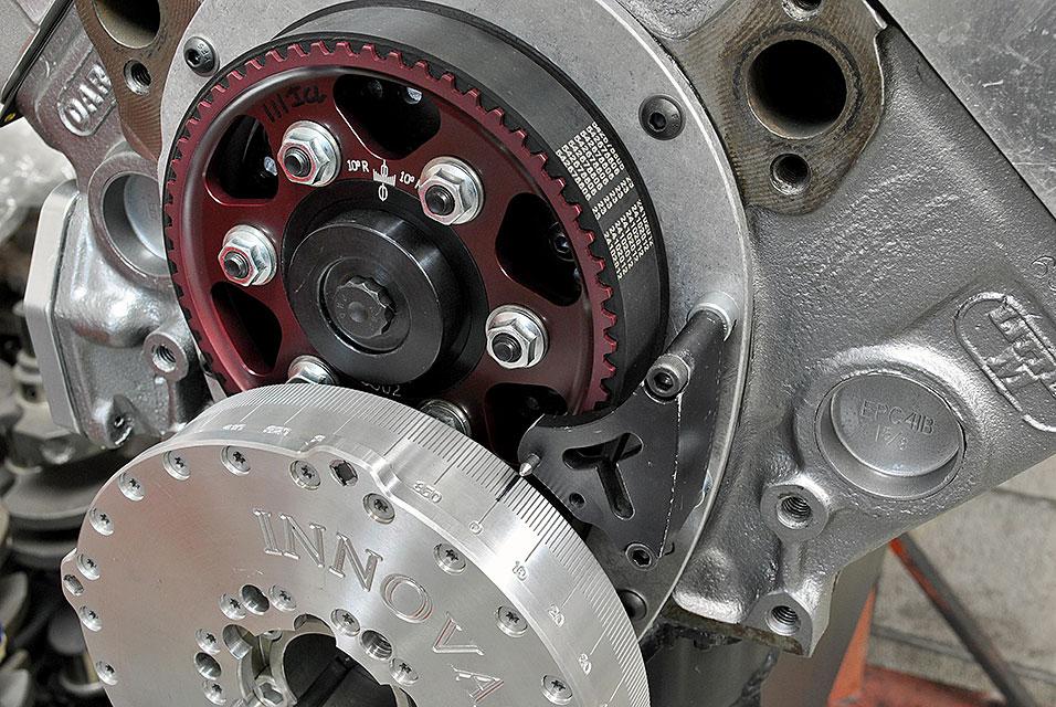 COMP belt drive