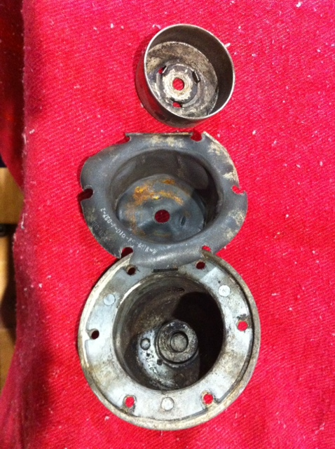 chevy 409 fuel injection