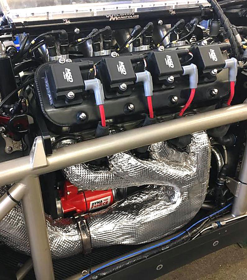 speed demon engine