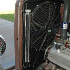 Air Ride Suspension Wiring Diagram Led Dimming Choosing An Electric Fan Control: By Jim Clark (the Hot Rod M.d.) | Hotrod Hotline