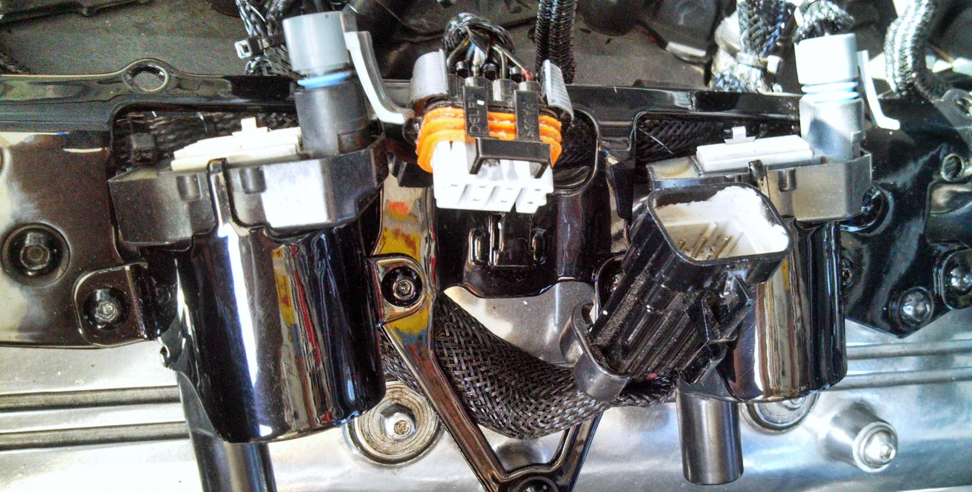 hight resolution of coil bracket thread thru