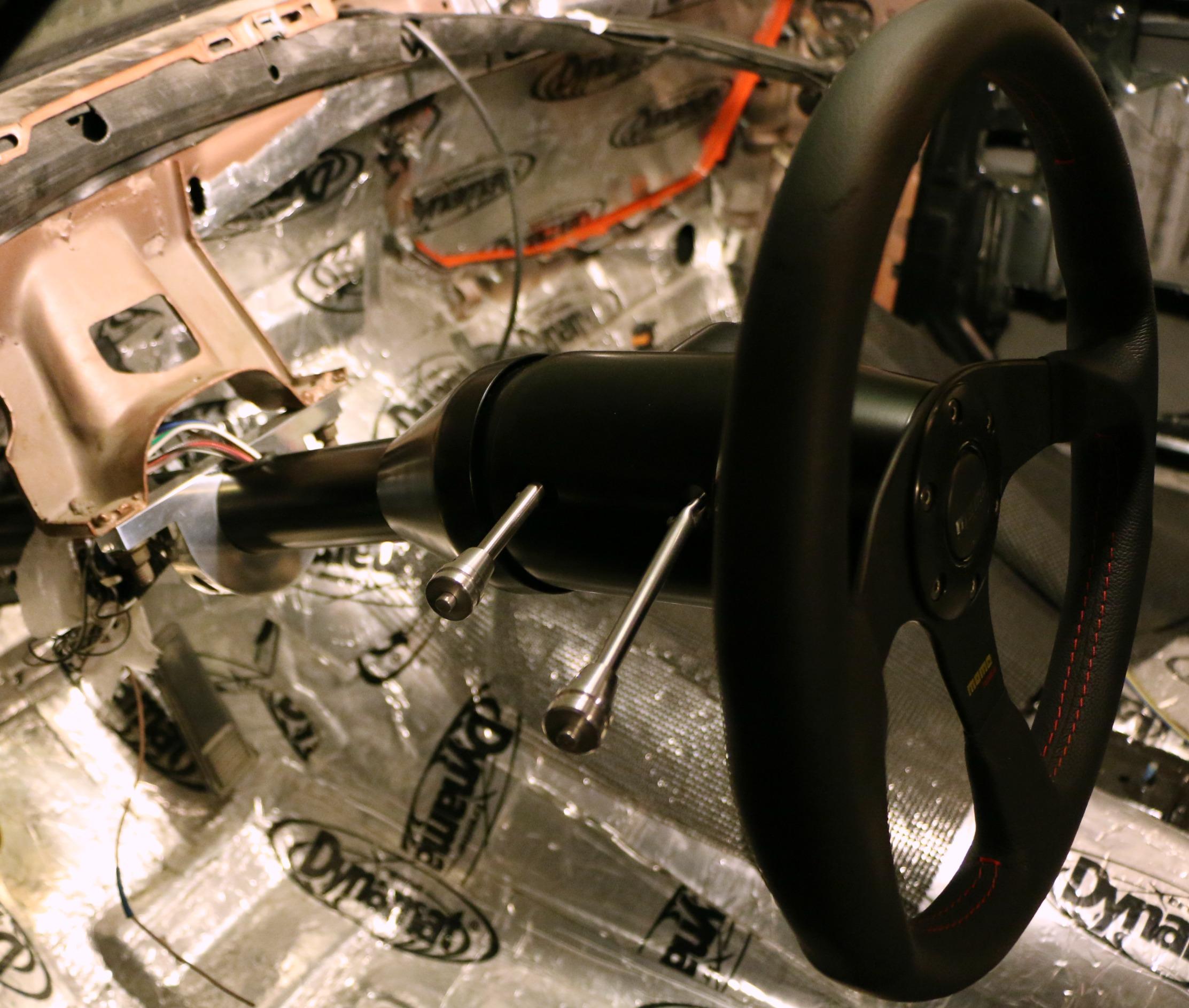 g body steering column wiring diagram surround sound ididit a universal hot rod regal