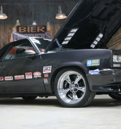this is the new el camino built by greg cragg it s been created to auto cross drag race and cruise around town more details to follow  [ 3110 x 1855 Pixel ]