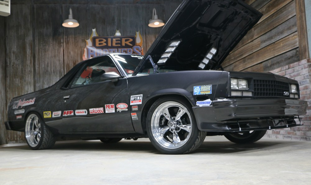 medium resolution of this is the new el camino built by greg cragg it s been created to auto cross drag race and cruise around town more details to follow