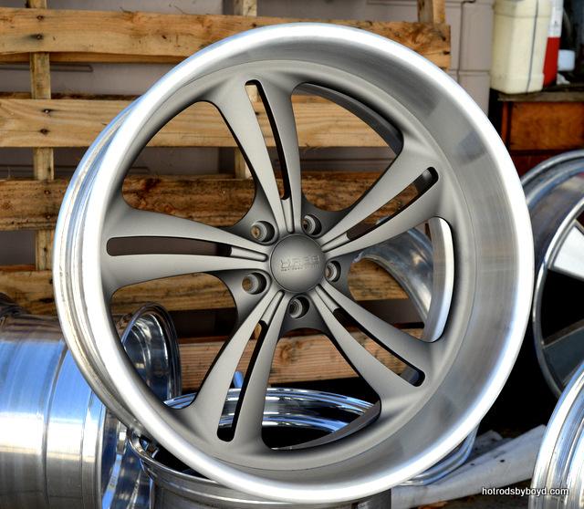 American 4 Racing 15x8 5 Order Wheels Spoke
