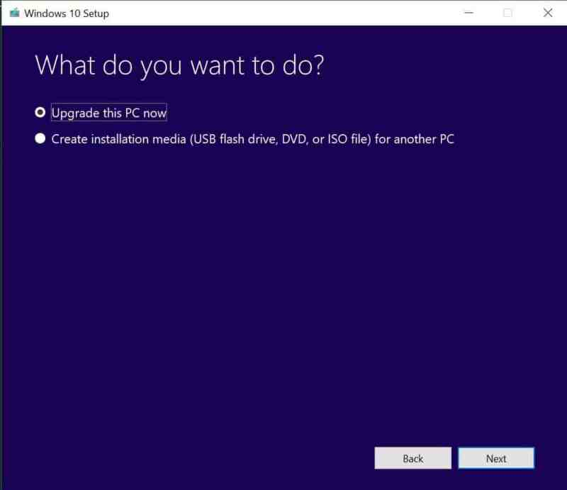 Download Windows 10 ISO offline 10
