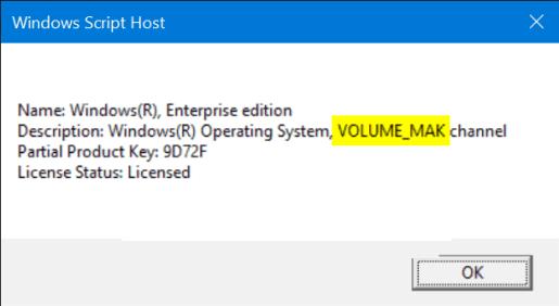 Cấp phép Windows theo hình thức số lượng lớn - Volume