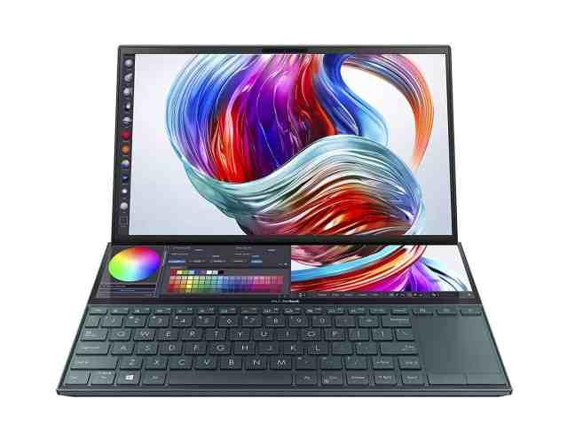 Asus Zenbook Duo 2020