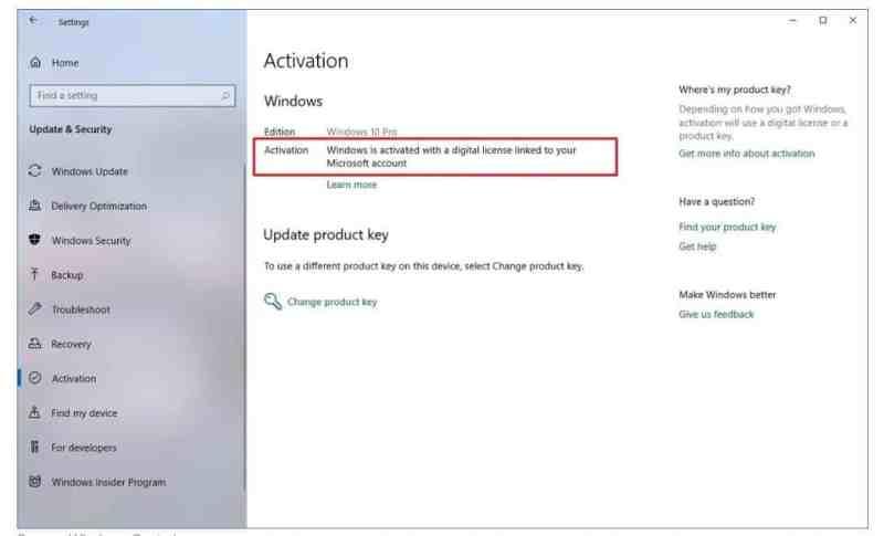 Kích hoạt Windows