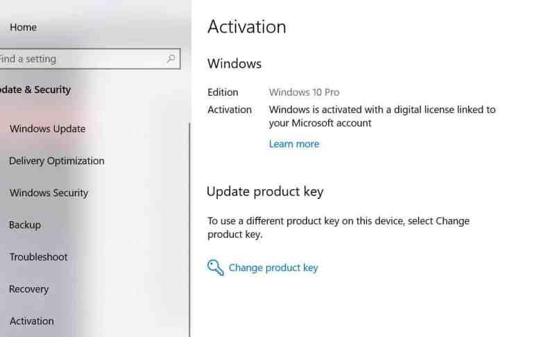 Windows đã kích hoạt