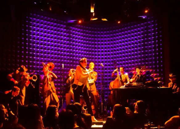The Hot Sardines at Joe's Pub