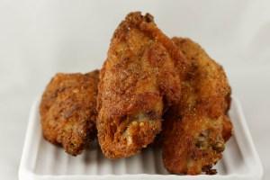 Salt & Sichuan Pepper Wings