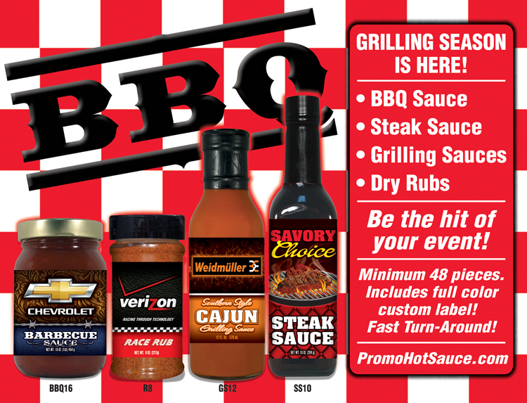 Grill Up A Winning Promotion