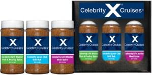 3R16 - Three Pack Spice Set - Hospitality - Celebrity Cruises