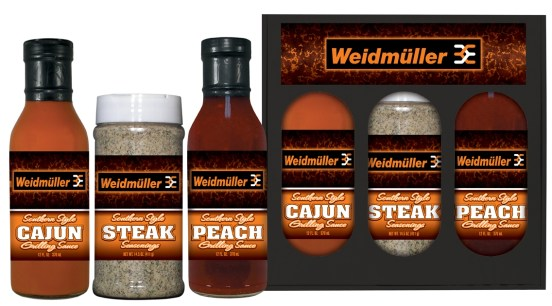 3WD - Wet/Dry Grilling Set - Equipment - Weidmuller