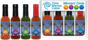 4HS - Four Pepper Pack - Corporate Gift - Time Warner