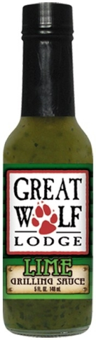 GS5L - Lime Grilling Sauce (5oz) - Great Wolf Lodge