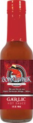 HS5G - Garlic Hot Sauce (5oz) - Restaurant - Boardwalk
