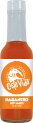 HS5H - Habanero Hot Sauce (5oz) - Costa Vida Fresh Mexican Grill