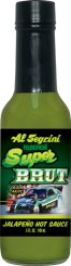 HS5J - Jalapeno Hot Sauce (5oz) - Racing - Al Segrini