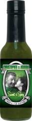 HS5J - Jalapeno Hot Sauce (5oz) - Wedding Favor