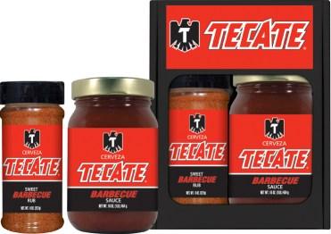 SPR - Snack Pack w/Dry Rub - Tecate