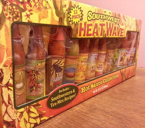SouthWest HeatWave Hot Sauce Collection