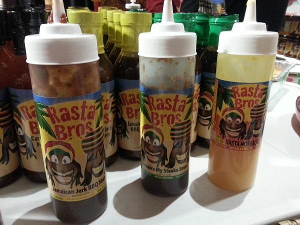 Rasta Bros. Sauces