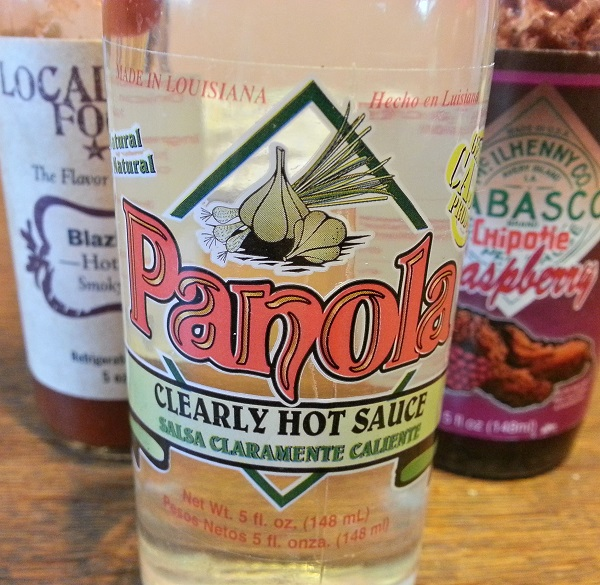 Hot Sauce #97 – Panola Clearly Hot Sauce Review