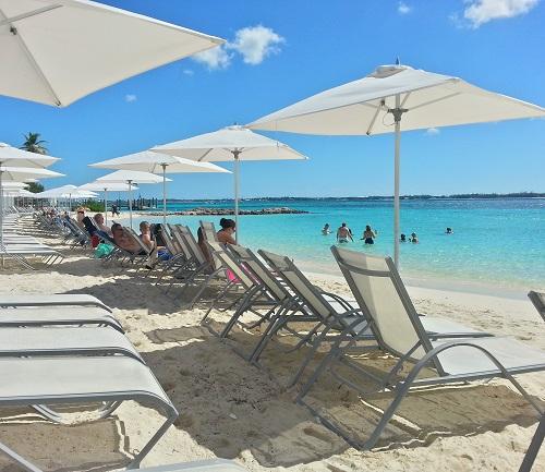 Beach in Nassau