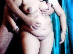 Village moti aunty xxx
