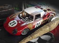 Ferrari 250 LM Automotive Sculpture
