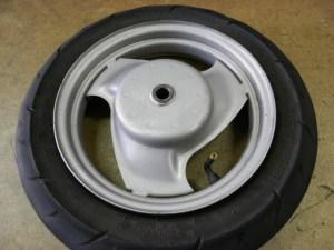 タイヤ交換6
