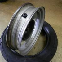 タイヤ交換20