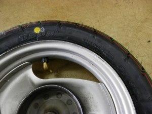タイヤ取付け9