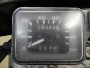 XR230 メーター
