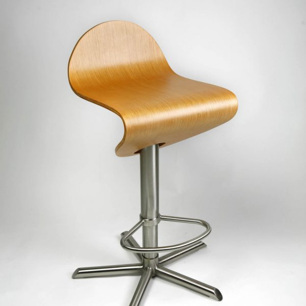 Commercial Product Photograph of a Swivel chair