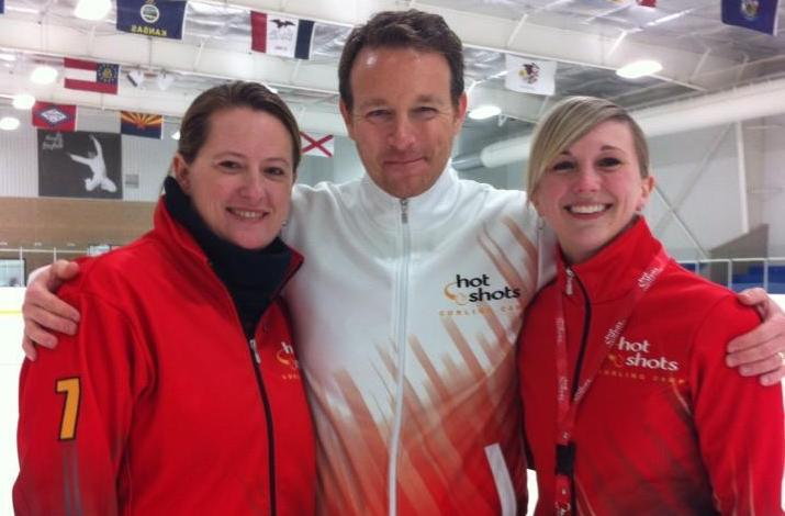 McCormick - Joraandstad - Hot Shots Curling Camp