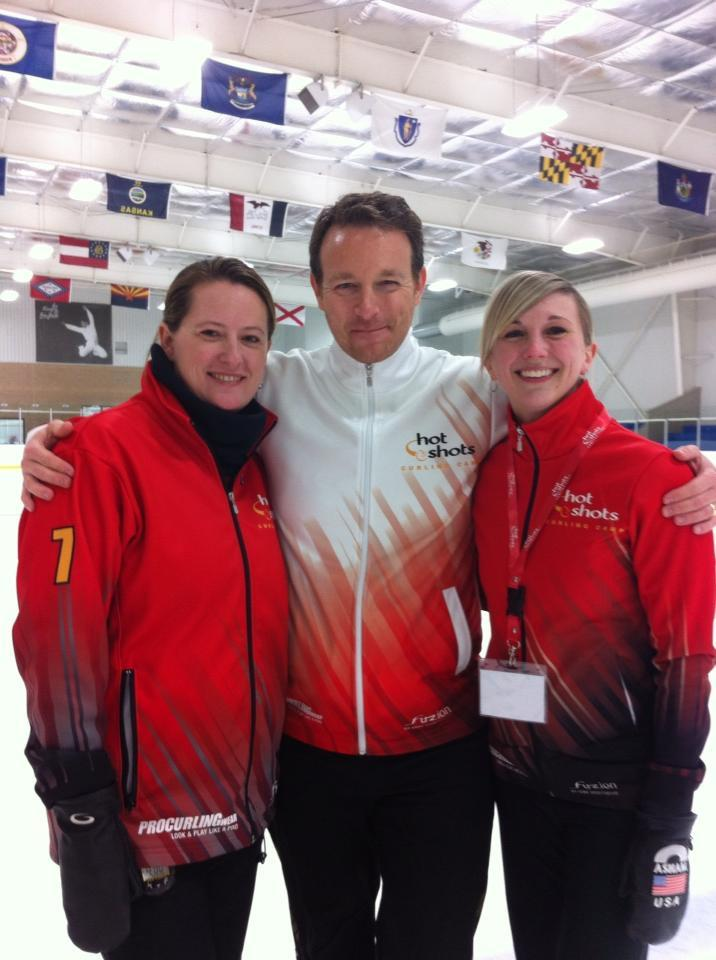 McCormick - Joraandstad 2 - Hot Shots Curling Camp