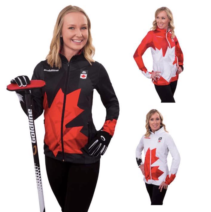 Goldline Team Canada Wear - Hot Shots Curling Camp
