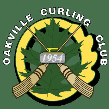 Oakville Curling Club Logo - Hot Shots Curling Camp