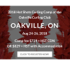 Oakville ON - Hot Shots Curling Camp